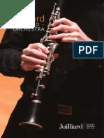 Juilliard Wind Orchestra Program 10-12-14 a9