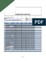 Planilla de Programacion de Curso Minicargador. (1)