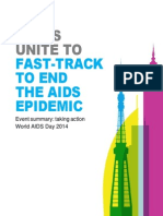 HIV Fast-Track Cities Declaration.