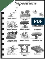 (2) Prepositions Pict. 1