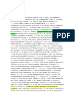 Acta Constitutiva de La Asociacion Civil Proviviendas
