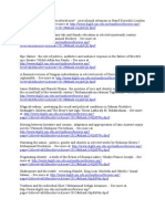 Dissertation Titles
