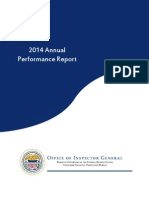 OIG Annual Performance Report