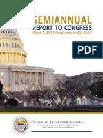 OIG Semiannual Report September 2013