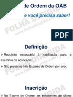 Aulão para OAB - Material de Apoio.pdf