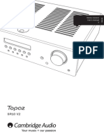 Topaz SR10 User Manual English