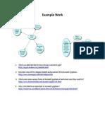 example work pdf