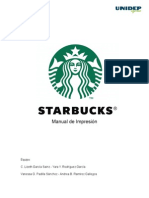 Manual de Impresion Starbucks