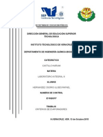 Criterios de Seleccion de Evaporadores