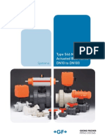 Brochure - Type 546 Manual and Actuated Ball Valves DN10 to DN100