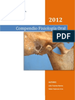 Compendio de Fisiologia Oral