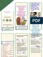 Leaflet Senam Kaki
