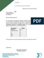 Dictamen Presupuesto General de la República 2016