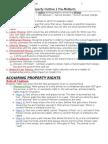 Property I Outline