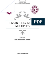 Las Inteligencias Multiples
