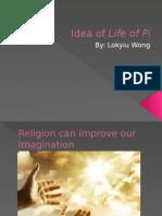 idea of life of pi