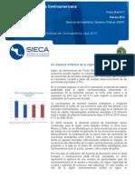 Tópico- Perspectivas Económicas de Centroamérica Para 2014. Policy Brief No. 1, Febrero 2014.