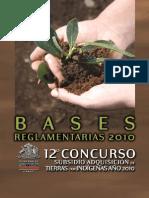 Bases Subsidio Tierras