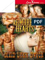 Dixie Lynn Dwyer - The Town of Pearl 07 - Armored Hearts
