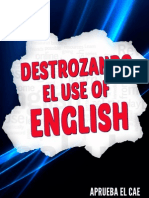 Destrozando El Use of English Sample