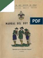 Manual de Los Boy Scouts de Chile