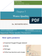 Chapter 7. Water Quality
