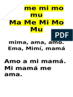 silabas m, l, s, p