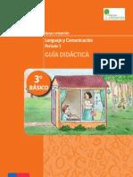 .3basico-Guia Didactica Lenguaje y Comunicacion