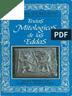 Mitologia de Los Eddas