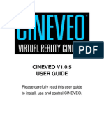 Cineveo Readme
