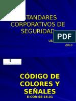 ESTANDARES CORPORATIVOS DE SEGURIDAD
