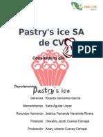 Plan de negocios ejemplo pastrys ice