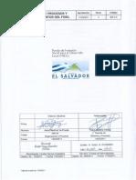 MA-4-0 Manual de Procesos y Procedimientos Del FISDL - Generalidades