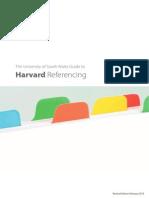 Harvard Referencing