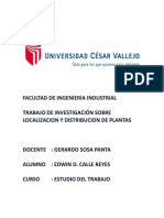 Facultad de Ingenieria Industrial