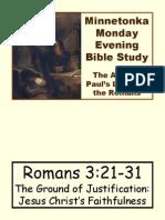 Romans 3.21-31