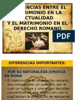 DIFERENCIAS ENTRE EL MATRIMONIO EN LA ACTUALIDAD.pptx