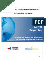 guia como exportar