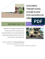 Choosing Transitional House Plans for Hazardous Areas