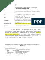 Informe Técnico Pedagógico Igv 2013