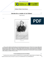 Biblioteca Virtual Miguel de Cervantes - ANÁLISIS AMALIA - JOSÉ MÁRMOL