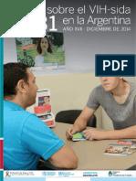 Boletín Sobre El VIH-sida en La Argentina 2014