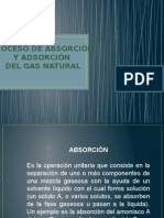 PROCESO DE ABSORCION Y ADSORCION