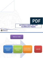 Clase 2 Alteraciones GR, GB y PL 2012