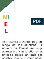 Te Presento a Daniel