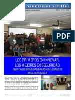 Gestión de seguridad basada en líderes de Mina Quiruvilca - Eusterio Huerta León