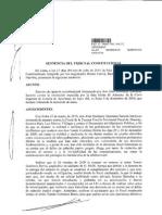 00867-2011-AA Sentencia Tc Grabaciones Comunicaciones No Es Delito