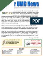 Dec2015 Newsletter Archer