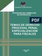 Temas Der Proc Pen Esp Fisca