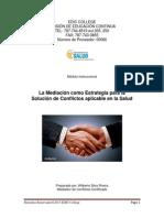 49 Mediacion Como Estrategia Para La Solucion de Conflictos